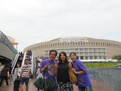 心の安らぎ旅行(史上最強の移動遊園地 DCT WONDERLAND2019 福岡Part6 ヤフオクドーム♪)
