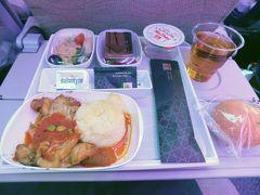 エミレーツ搭乗記 成田~ドバイ A380☆トラブル続出 こんな日本人に出会うとは…