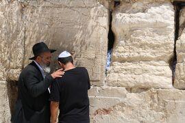 シルクロードにおける宗教や歴史文化の伝播について興味津々なのでイスラエル来てみた(ユダヤが嘆く壁エルサレム中編8/29PM)13