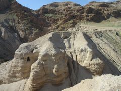 冬のヨルダン、イスラエル8日間の旅 (6) 死海~テルアッスルターン~クムラン