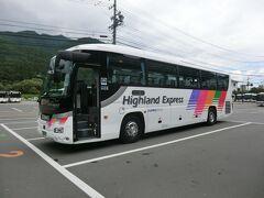 奥穂高岳登山合宿・その1.北アルプスの玄関「上高地」へバスで行こう。