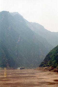 回顧録 2000年 9泊10日 成都・重慶・三峡下り・上海 その5 三峡下り編