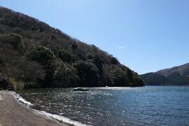 早春の箱根♪ Vol7 ☆芦ノ湖:キラキラと輝く春の光り♪