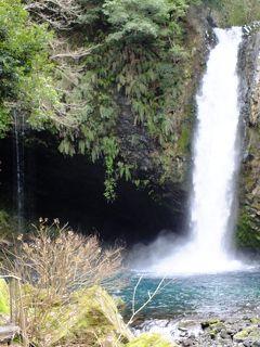 浄蓮の滝と河津七滝巡り