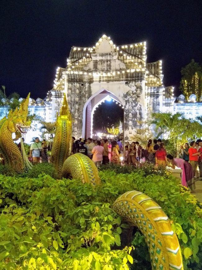 The King Narai Reign Fair(Lop Buri)も開催されていると聞きましたので、バンコクの北150kmに位置するタイ中部のロッブリー県へ急遽行くことになりました。<br /><br />遺跡は次を見学しました。<br />①ワット・プラ・シー・ラタナー・マハータート(Wat Phra Si Ratana Maha That)遺跡<br />②プラ・ナライ・ラチャニウェート(ソムデット・プラ・ナライ国立博物館(Somdet Phra Narai National Museum))<br />③プランケーク(Prang Khaek)<br />④プラプラーンサムヨート(Phra Prang Sam Yot)<br />⑤サンプラカーン(San Phra Kan)
