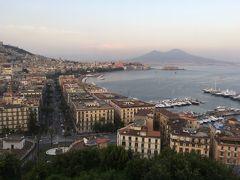 ナポリ(Napoli) 1日目(サンタキアラ教会、サンタ・マリア・アッスンタ大聖堂)