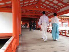 2020MAR「JALダイナミックパッケージ広島一人旅」(3_厳島神社)