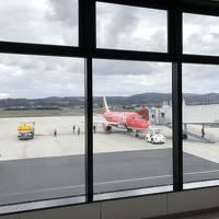 出雲大社へお礼参りと周遊の旅(5)FDA直行便で仙台へ