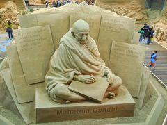 2019年ゴールデンウィークも懲りずに砂の美術館に行きました/砂で世界旅行・南アジア編