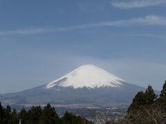 早春の箱根♪ Vol11 ☆強羅温泉:ホテル凛香の朝食とさようなら富士山♪