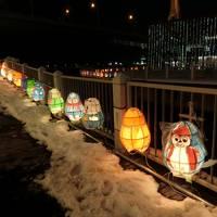 冬の青森も楽しい~!ストーブ列車に星野リゾート青森屋、おもしろいぞ、みちのく祭りにねぶた灯篭祭り、最高!青森市内編③