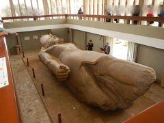 いざエジプトへ・・6日目午後は創世期のピラミッドを訪ねサッカラ・メンフィス・ダハシュールへ♪