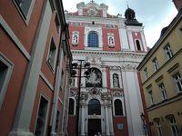 2019年夏 スロバキア・ポーランド旅行 最古の都市ポズナニ(ポーランド)2 教区教会・「スタリ・ブルヴァル」ショッピングセンター