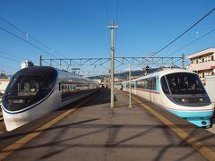 2012年2月  小田急20000形 JR東海の371系 あさぎり号で行くJR御殿場線の旅
