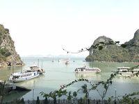 ベトナム・ハノイ5泊6日 ④ハロン湾