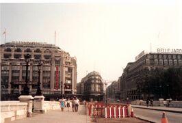 """1977年 パリ 男だけど  """"an・an"""" のツアーに 2/4 :パリはシテ島、サン・ルイ島に始まる"""