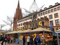 16ヶ所目のマルクト、ヴィースバーデンでパイプオルガンコンサート♪ クリスマス市巡りの旅13-1