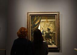 ウィーン美術史美術館【7】オランダ絵画  Rembrandt、Vermeer etc