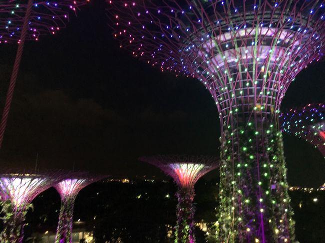 ハネムーン最初の国として2泊3日のシンガポール<br />MTR移動をメインにシンガポールの街並みを楽しみました