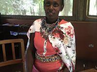ロンドン・ナイロビ出張(その38) 12日目-3 おまけのマサイマラ、ナイロビへの陸路① マサイマラの街並み!