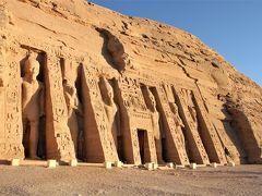 旅行会社の誇大広告に騙された最悪のナイル川クルーズ 6 アブシンベル小神殿