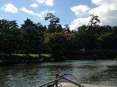 出雲と松江の家族旅行