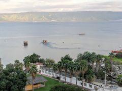 ヨルダン・イスラエルの旅 第3日目 ガリラヤ湖畔周辺観光 ①