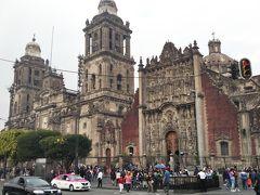 海外一人旅第20段はメキシコシティで神秘的な古代遺跡を体感 - 2日目(前半)