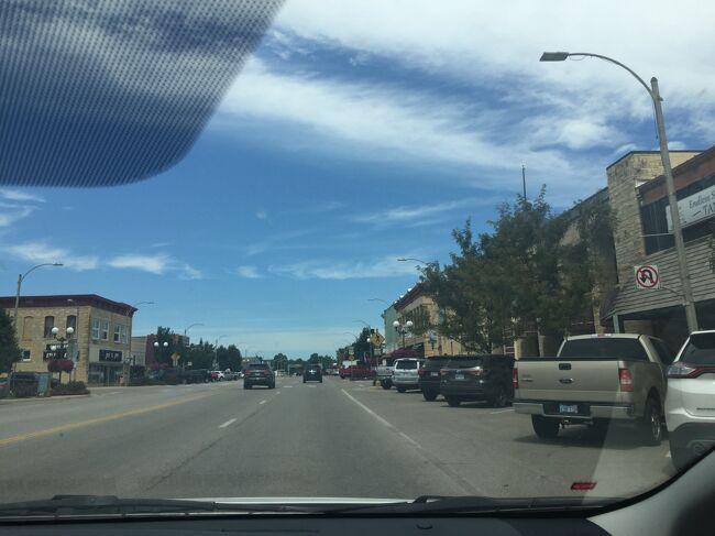 カンザス州で一番大きな都市のウィチタに近い小さな市ですが、なかなか味のある雰囲気でした。