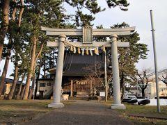 ホテルルートイン糸魚川に宿泊して秋葉神社参拝