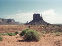 Monument Valley, 1979.