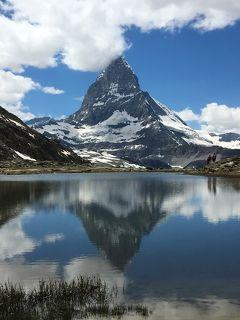 母娘ふたり旅 2018 (5) ☆スイスアルプスの絶景 ☆ マッターホルンを眺めながらハイキング