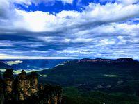 令和初めはシドニーへ ② (世界遺産・ブルーマウンテンズ国立公園)