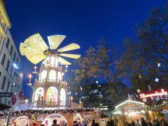ドイツクリスマスマーケットの街を楽しむ② ローテンブルク~アウグスブルク~ミュンヘン