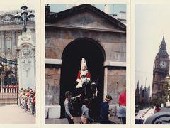 1982年 ヨーロッパ5か国_ロンドン