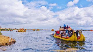 新型コロナウイルスによるイベント等自粛が広がる中、ペルー&ボリビアへ 4.チチカカ湖観光後、ウユニへ