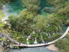 スロベニア・クロアチア2508kmドライブ②プリトヴィツェ湖群国立公園(Plitvička jezera)