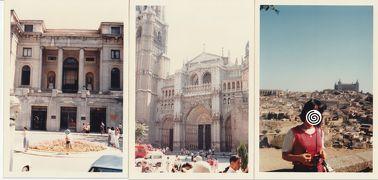 1982年 ヨーロッパ5か国_スペイン