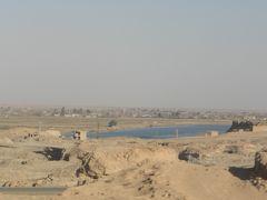 世界一周の思い出 シリア②デリゾールでユーフラテス川を見よう