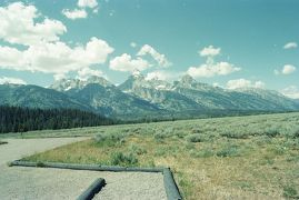 Grand Teton National Park, 1979.