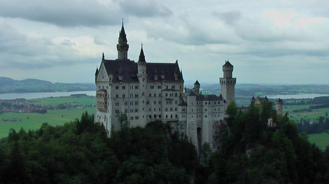 充実のドイツハイライト8日間(2011年7月)前編:ハイデルベルク、ローテンブルク、ミュンヘンなど