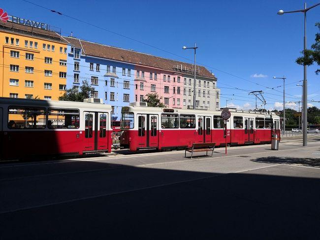 マイレージでヨーロッパ鉄道旅行 ウィーン観光