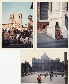 1982年 ヨーロッパ5か国_イタリア