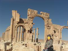 世界一周の思い出 シリア③失われたパルミラ