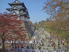 過去を振り返って、2015弘前城 桜