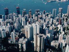 回顧録 1991年香港・中国旅行&調査 その1 初海外は香港で良かった