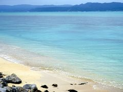 のんびり沖縄の旅♪ 1 マリオット、ホテルステイと古宇利島、備瀬集落へ