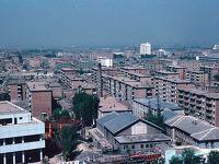 回顧録 1991年香港・中国旅行&調査 その5 フフホト長期滞在