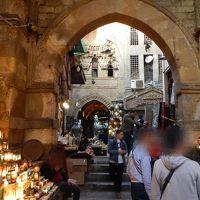 いざエジプトへ・・最終日午後はハン・ハリーリ市場そして深夜便で帰国♪