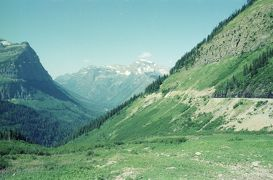 Waterton-Glacier Intl. Peace Park, 1979.